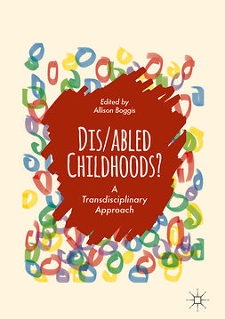 Boggis, Allison - Dis/abled Childhoods?, ebook