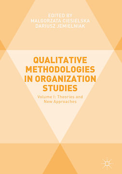 Ciesielska, Malgorzata - Qualitative Methodologies in Organization Studies, e-kirja