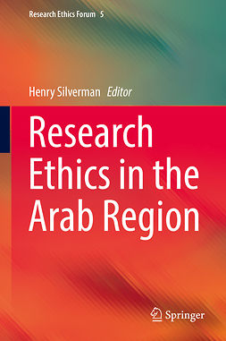 Silverman, Henry - Research Ethics in the Arab Region, e-bok