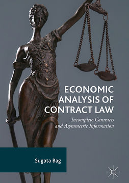 Bag, Sugata - Economic Analysis of Contract Law, ebook