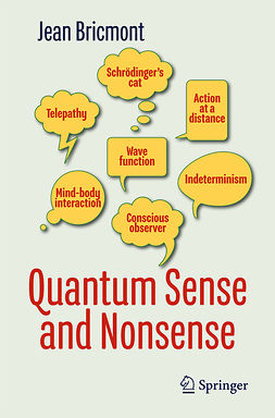 Bricmont, Jean - Quantum Sense and Nonsense, ebook