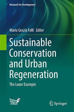 Folli, Maria Grazia - Sustainable Conservation and Urban Regeneration, ebook