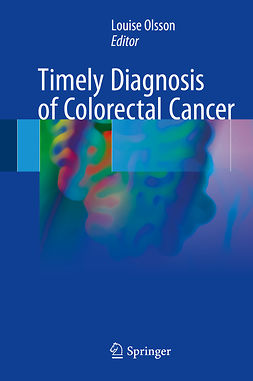 Olsson, Louise - Timely Diagnosis of Colorectal Cancer, ebook