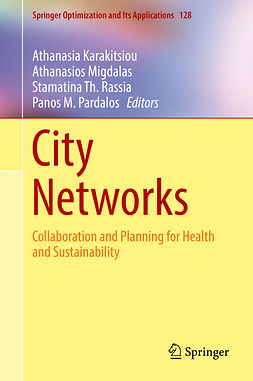 Karakitsiou, Athanasia - City Networks, ebook