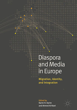 Al-Rawi, Ahmed - Diaspora and Media in Europe, e-bok