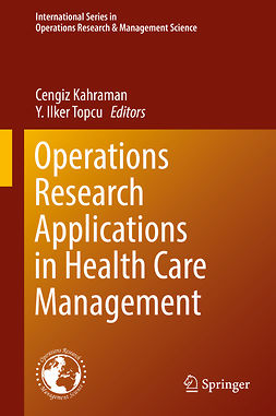 Kahraman, Cengiz - Operations Research Applications in Health Care Management, ebook