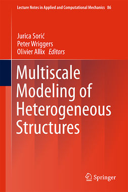 Allix, Olivier - Multiscale Modeling of Heterogeneous Structures, ebook