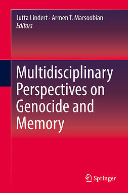 Lindert, Jutta - Multidisciplinary Perspectives on Genocide and Memory, ebook