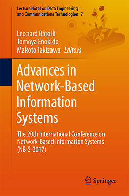 Barolli, Leonard - Advances in Network-Based Information Systems, ebook