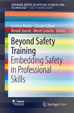 Bieder, Corinne - Beyond Safety Training, ebook