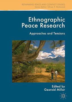 Millar, Gearoid - Ethnographic Peace Research, e-kirja