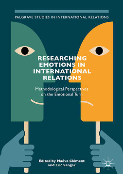 Clément, Maéva - Researching Emotions in International Relations, e-kirja