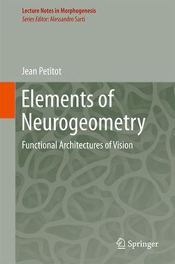 Petitot, Jean - Elements of Neurogeometry, ebook