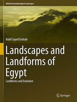 Embabi, Nabil Sayed - Landscapes and Landforms of Egypt, ebook
