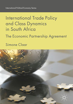 Claar, Simone - International Trade Policy and Class Dynamics in South Africa, ebook