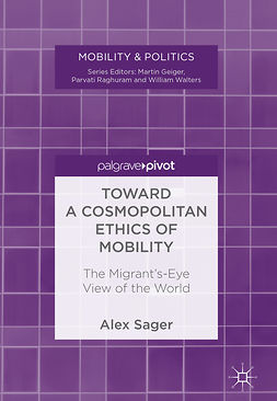 Sager, Alex - Toward a Cosmopolitan Ethics of Mobility, ebook