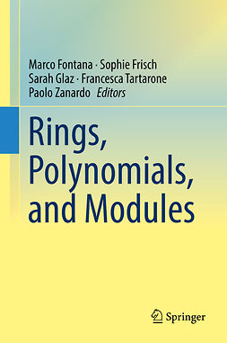 Fontana, Marco - Rings, Polynomials, and Modules, ebook