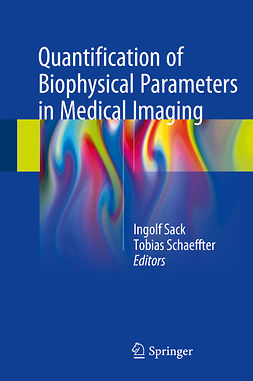Sack, Ingolf - Quantification of Biophysical Parameters in Medical Imaging, ebook