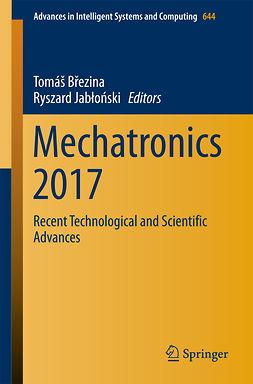 Březina, Tomáš - Mechatronics 2017, e-bok