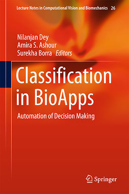 Ashour, Amira S. - Classification in BioApps, e-bok