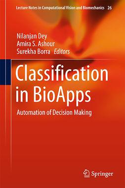 Ashour, Amira S. - Classification in BioApps, e-kirja