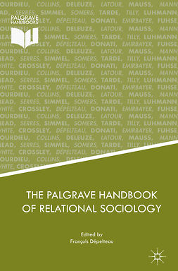 Dépelteau, François - The Palgrave Handbook of Relational Sociology, e-bok