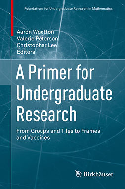 Lee, Christopher - A Primer for Undergraduate Research, ebook