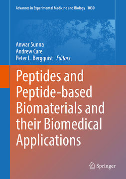 Bergquist, Peter L. - Peptides and Peptide-based Biomaterials and their Biomedical Applications, ebook