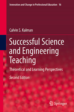 Kalman, Calvin S. - Successful Science and Engineering Teaching, e-bok