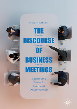 AlHaidari, Fatma M. - The Discourse of Business Meetings, ebook