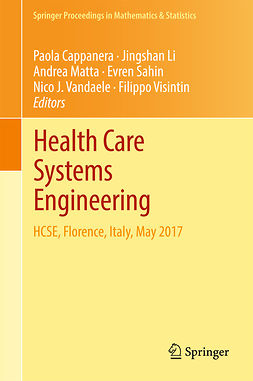 Cappanera, Paola - Health Care Systems Engineering, ebook