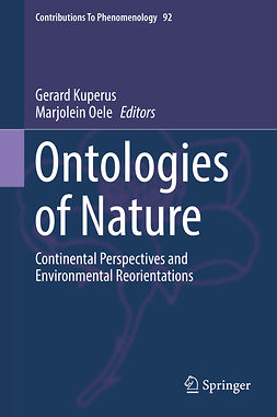 Kuperus, Gerard - Ontologies of Nature, ebook