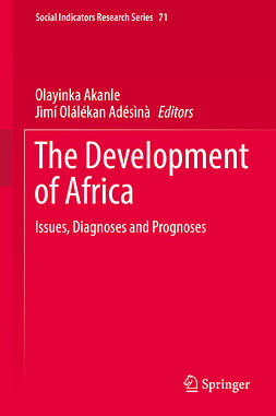 Adésìnà, Jìmí Olálékan - The Development of Africa, e-kirja