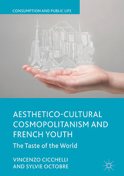 Cicchelli, Vincenzo - Aesthetico-Cultural Cosmopolitanism and French Youth, ebook