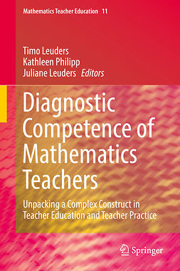 Leuders, Juliane - Diagnostic Competence of Mathematics Teachers, ebook