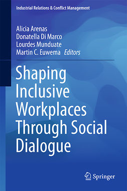 Arenas, Alicia - Shaping Inclusive Workplaces Through Social Dialogue, ebook