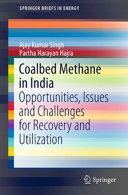 Hajra, Partha Narayan - Coalbed Methane in India, ebook