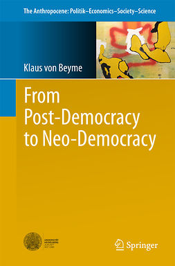 Beyme, Klaus von - From Post-democracy to Neo-Democracy, e-bok