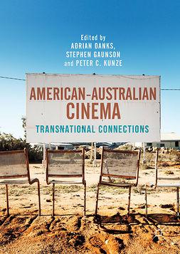 Danks, Adrian - American–Australian Cinema, e-bok