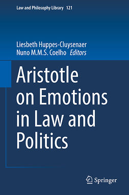 Coelho, Nuno M.M.S. - Aristotle on Emotions in Law and Politics, ebook