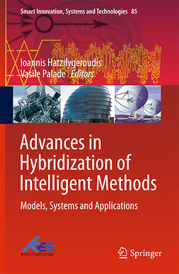 Hatzilygeroudis, Ioannis - Advances in Hybridization of Intelligent Methods, e-bok