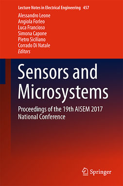 Capone, Simona - Sensors and Microsystems, ebook