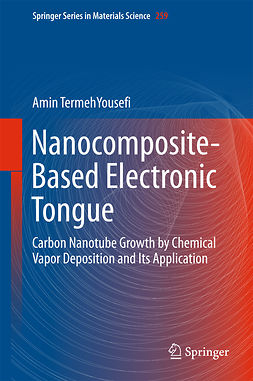 TermehYousefi, Amin - Nanocomposite-Based Electronic Tongue, ebook