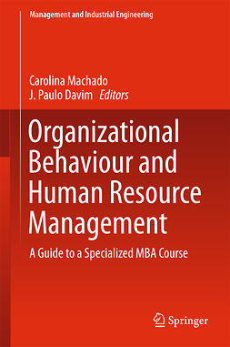 Davim, J. Paulo - Organizational Behaviour and Human Resource Management, ebook