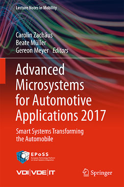 Meyer, Gereon - Advanced Microsystems for Automotive Applications 2017, e-bok