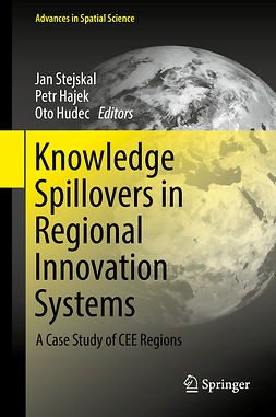 Hajek, Petr - Knowledge Spillovers in Regional Innovation Systems, ebook
