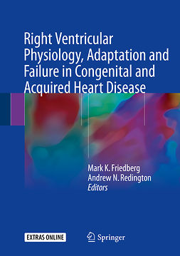 Friedberg, Mark K. - Right Ventricular Physiology, Adaptation and Failure in Congenital and Acquired Heart Disease, e-kirja