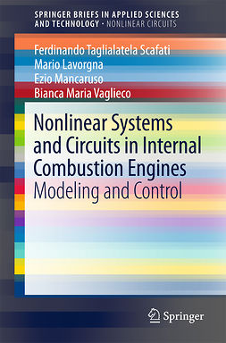 Lavorgna, Mario - Nonlinear Systems and Circuits in Internal Combustion Engines, e-bok