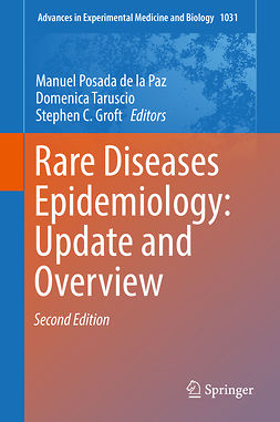 Groft, Stephen C. - Rare Diseases Epidemiology: Update and Overview, ebook