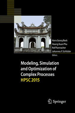 Bock, Hans Georg - Modeling, Simulation and Optimization of Complex Processes  HPSC 2015, e-kirja